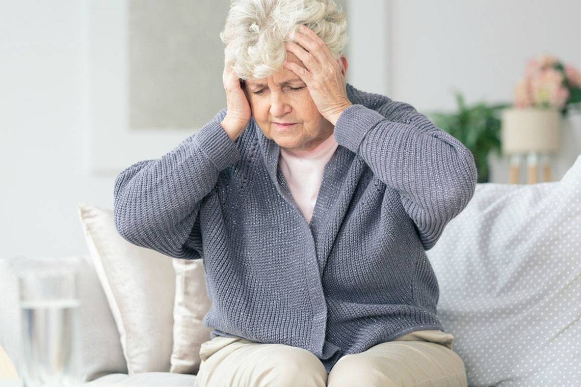 Elder Care in Sherman Oaks CA: Dementia Stress