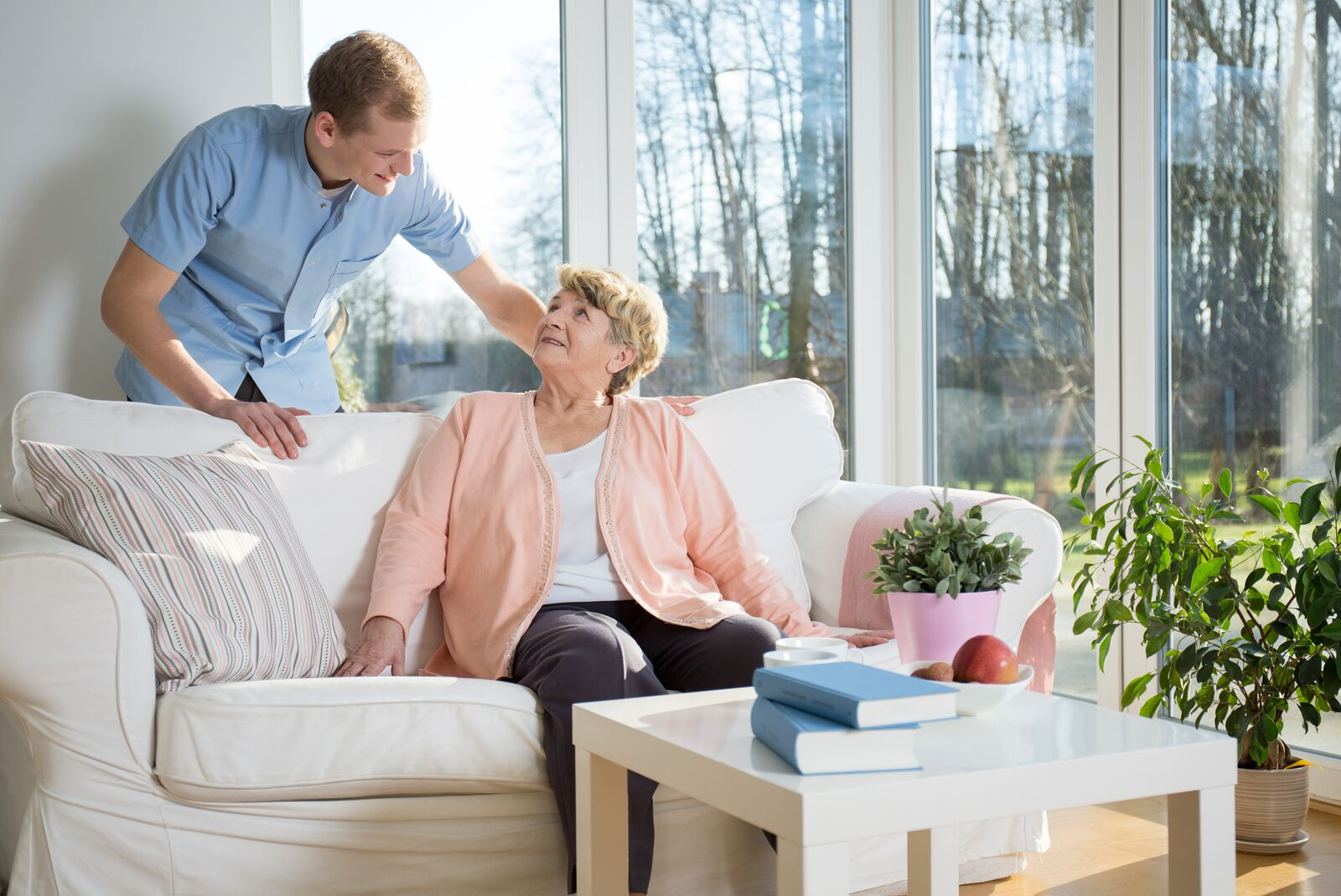 Home Care in Culver City CA: Aging at Home